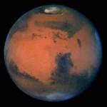 Lovely Mars.