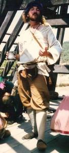 John Wheeler, c. 1981